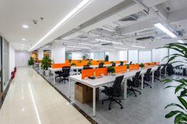 北京全息互信数据科技有限公司办公室装修工程