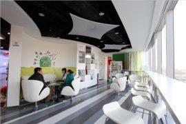 北京杰尔思行广告有限公司办公室装修工程