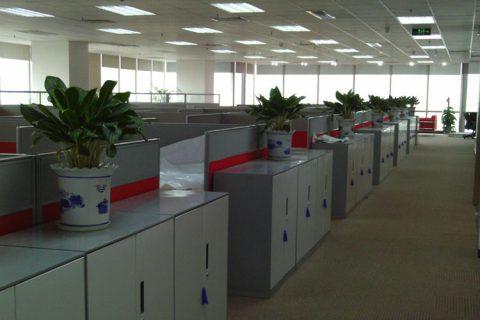 民生证券深圳分公司办公室装修工程