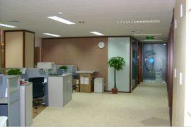 上海康宁办公室装修工程