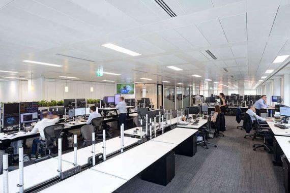 办公室装修要合理利用公司空间