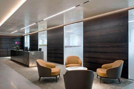 办公室装修离不开规范化的设计