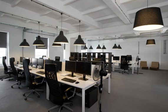 波兰PAG办公室装修设计