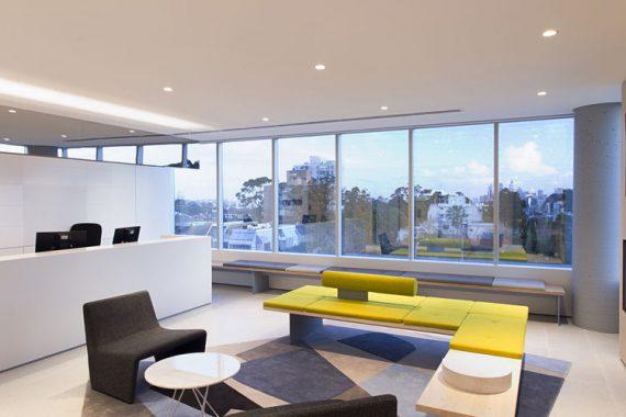 Aurecon—Sydney办公室设计