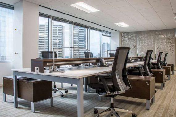 智能产品公司Hive办公室装修设计
