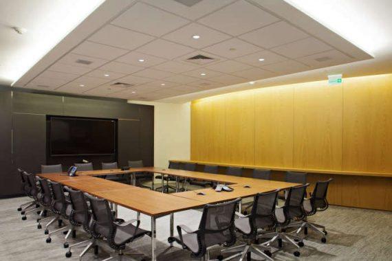金融服务公司办公室装修设计